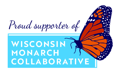 Wisconsin Monarch Collaborative Logo